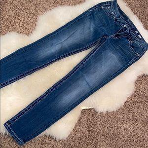 Miss Me signature skinny jeans